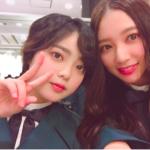 欅坂46を知る ライブ編 佐藤詩織のブログに車椅子姿のてち
